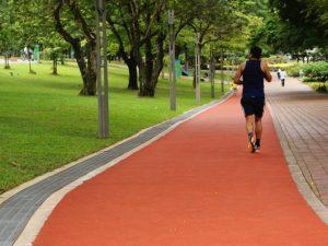 Kontraktor jogging track