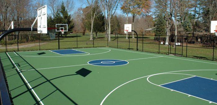 Cara Merawat Lapangan Basket sebelum Renovasi Dilakukan