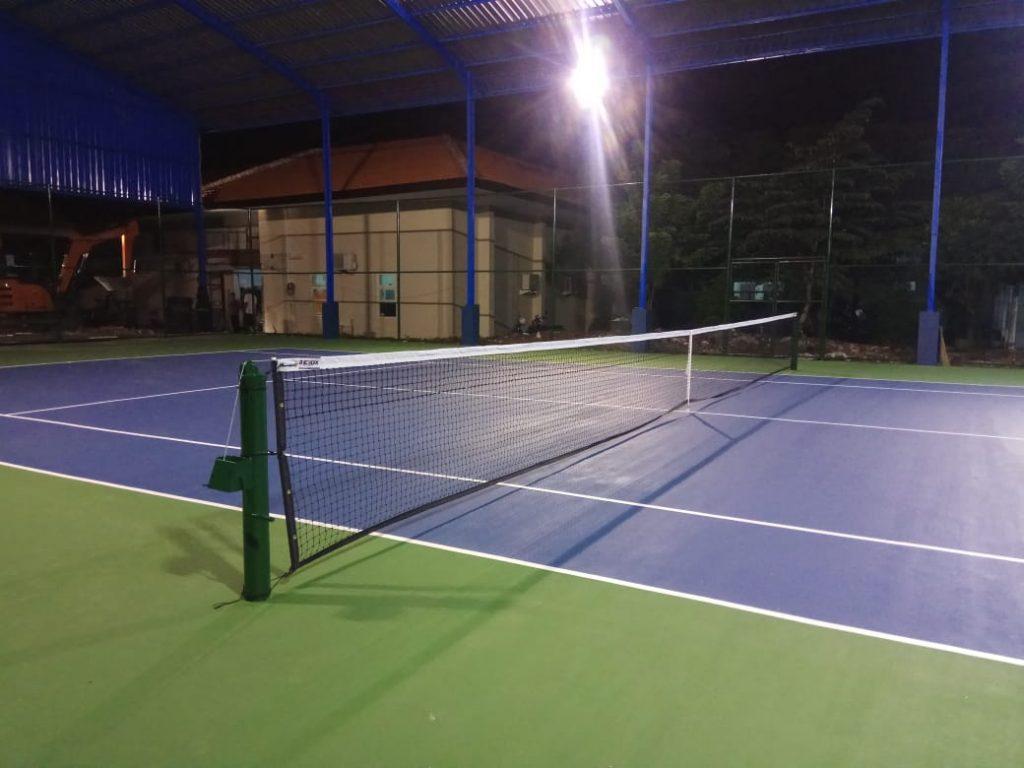 Kontraktor Lapangan Tenis Bergaransi
